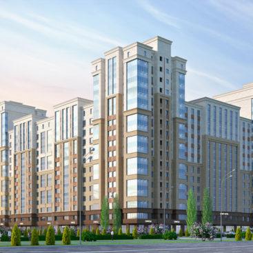 Жилой комплекс Citylake