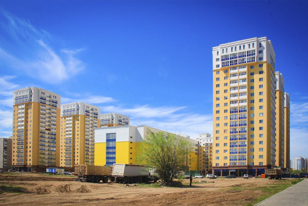 Жилой комплекс Жайна, Астана